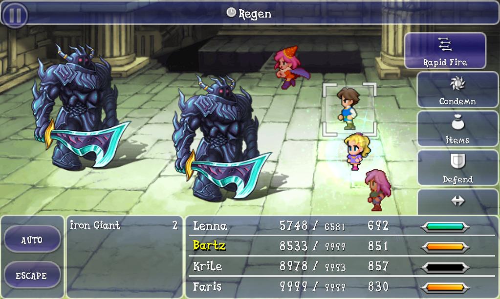 Rigene (Final Fantasy V)