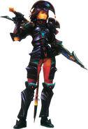 Yuna the Dark Knight