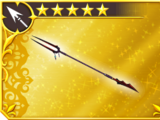 Dissidia Final Fantasy Opera Omnia weapons/Spears