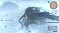 Dread Behemoth poisoned in FFXV
