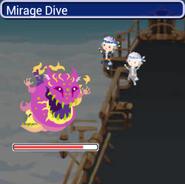 FFAB Mirage Dive