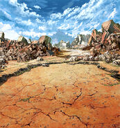 FFBE Hidden Wasteland