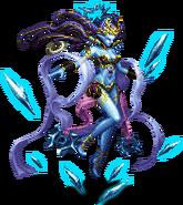 FFBE Shiva Sprite
