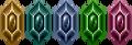 FFMQ 5 Crystals