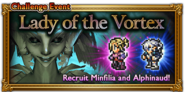 FFRK Lady of the Vortex Event