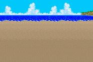 FFV Beach SNES BG