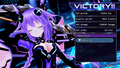HDN ReBirth1 Purple Hearts Victory Pose