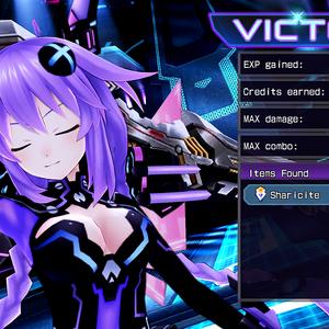 HDN ReBirth1 Purple Hearts Victory Pose.png