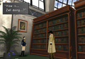Irvine meets Library Girl with Pigtail from FFVIII Remastered