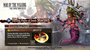 Marilith from WotV screenshot (2)