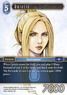 Quistis 2-127R from FFTCG Opus