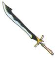 Serpent Sword FFIII Art