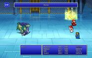 WHW using Stona from FF Pixel Remaster