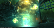 White Mage Benediction from FFXIV