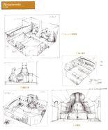 Bastok Metalworks FFXI Art 1