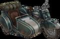 Crisis Core - Motorcycle