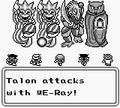 FFLIII Talon's E-Ray