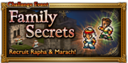 FFRK Family Secrets Event