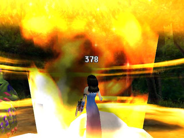 Fira (Final Fantasy VIII)
