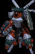 FFXIII enemy Myrmidon