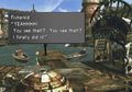 Fisherkid learns to fish from FFVIII Remastered