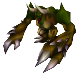 Grand Horn in Final Fantasy VII.