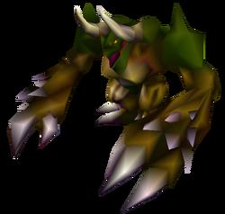 Grand Horn in Final Fantasy VII.
