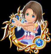 KHUX Yuna 6★ Medal
