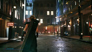 LOVELESS Avenue from FFVII Remake