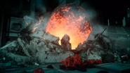 Meteorite in Insomnia in FFXV Royal