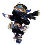 Shadow Chibi 2