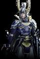 Warrior of Light - D012 CG
