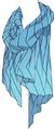 Whistlewind Scarf artwork for Final Fantasy VII Remake