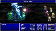 FF4PSP TAY Enemy Ability Binding Glare