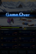 FFBE Game Over