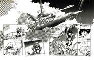 FFIII Manga Airship