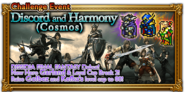 FFRK Discord and Harmony (Cosmos) Event
