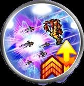 FFRK Grapeshot Icon