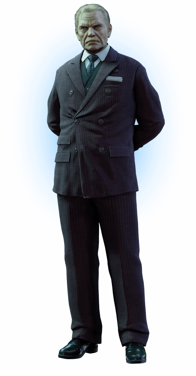 Président Shinra
