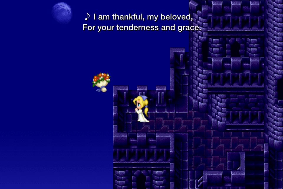 Final Fantasy VI/CylindrusAltum/Part X