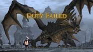 FFXIV Defense of Ishgard Duty Failed