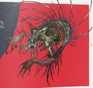 FFXV Daemonwall Art