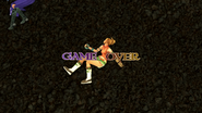 FFX Game Over PS3