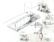 Midgar Sector 8 FFVII Sketch
