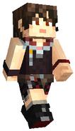 Minecraft FFXV Iris