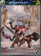 Mobius - Gilgamesh R3 Ability Card