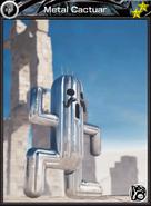 Mobius - Metal Cactuar R2 Ability Card
