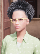 Ms. Folia from Final Fantasy VII Remake