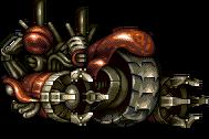 Prometheus in Final Fantasy VI (GBA).