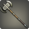 Spiked Steel Labrys from Final Fantasy XIV icon